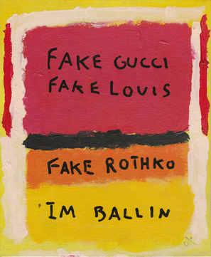 Ballin Rothko, 2017