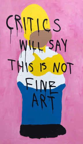 Not Fine Art