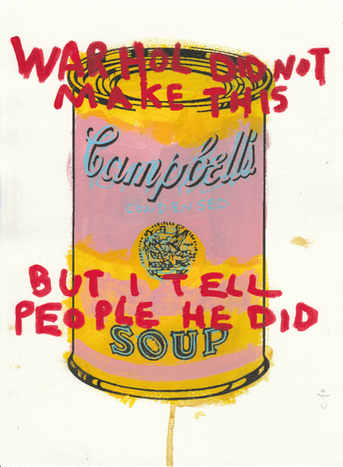 Not Warhol, 2017