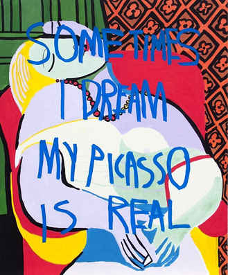 Picasso Dream, 2018