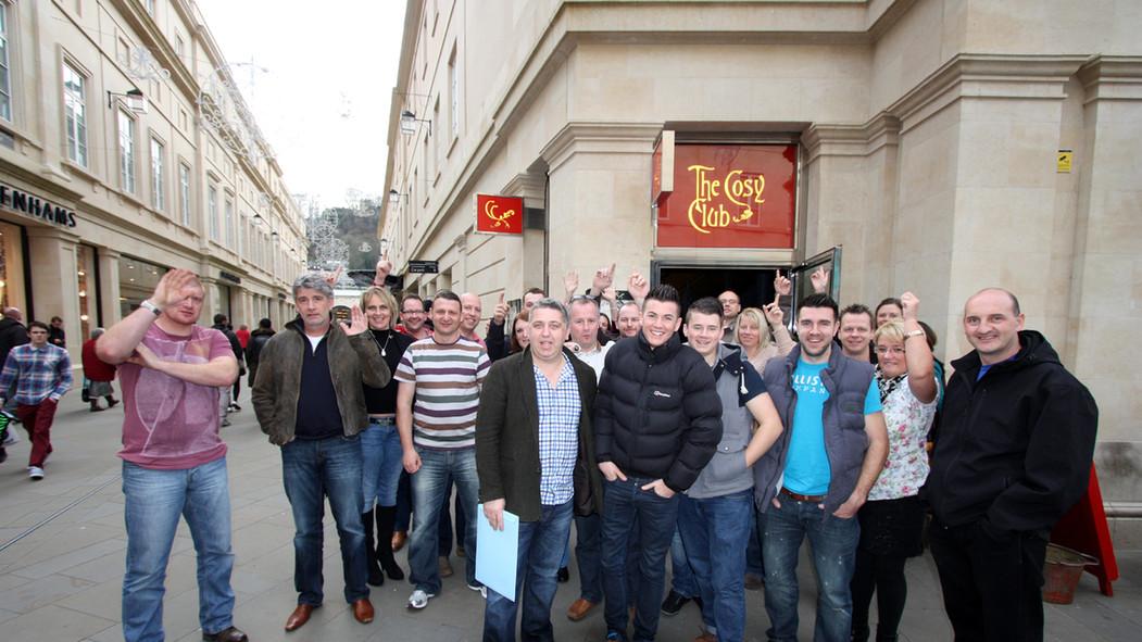 Cosy Club Bath