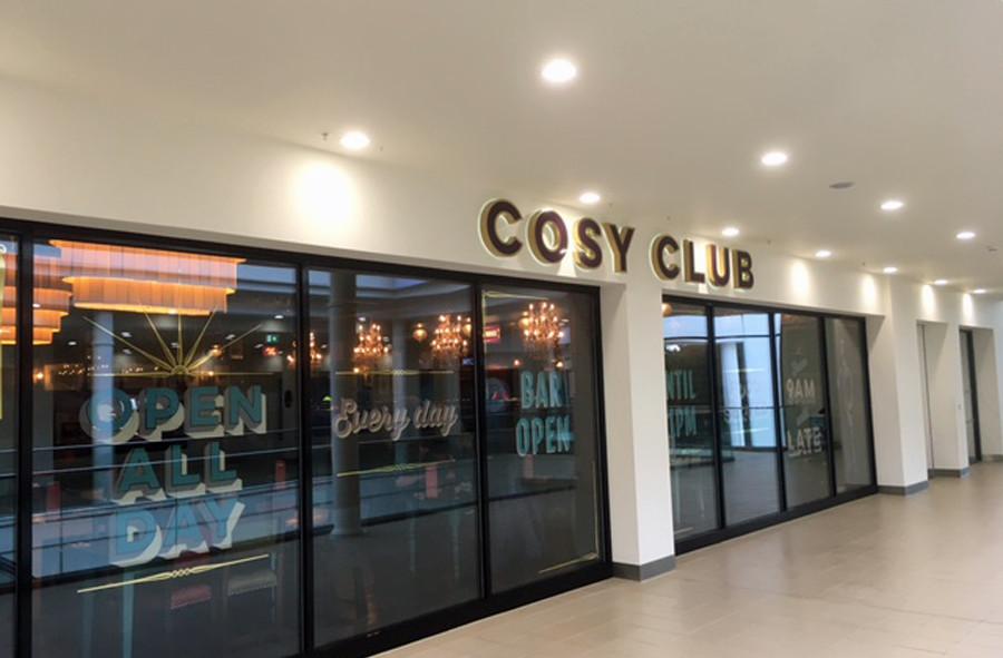 Cosy Club Ipswich