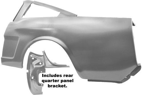 1965-66 Ford Mustang Fastback Quarter Panel