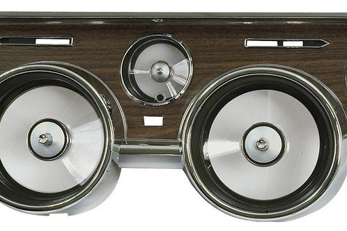 1968 Ford Mustang Instrument Bezel