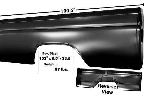 1960-66 Chevy Fleetside Truck Bedside for Longbed