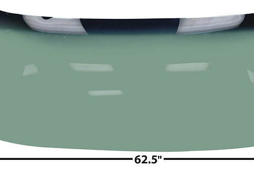 1968-72 Chevelle Windshield Glass, Green Tinted