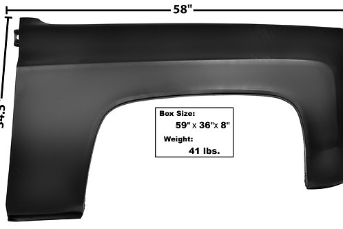 1973-80 Chevy Truck Front Fender