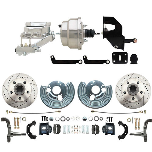 1962-72 Mopar A/B/E Body Disc Brake Conversion Kit