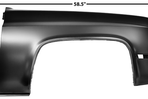 1981-87 Chevy Truck Front Fender