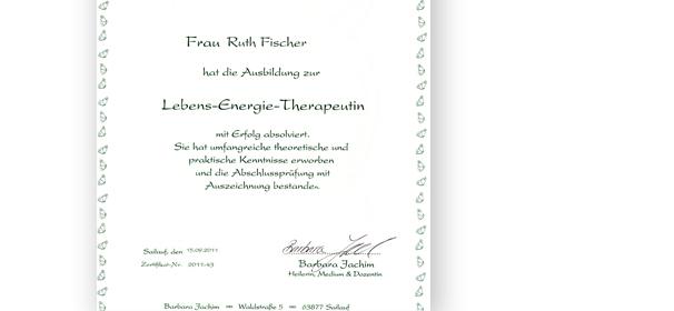 Lebens-Energie-Therapeutin