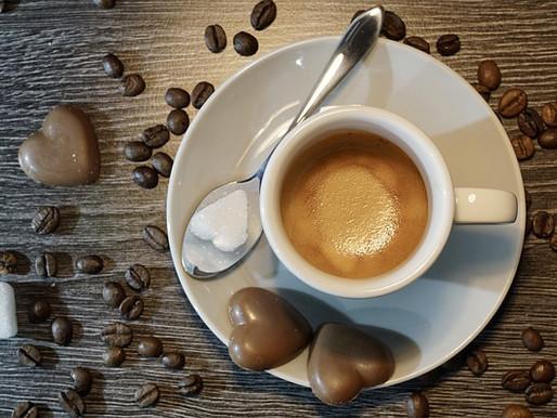 Der Trick mit den Kaffeebohnen