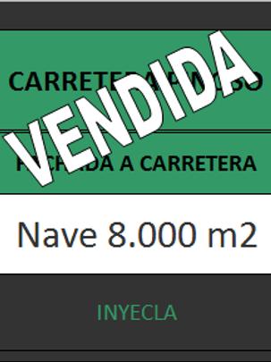NAVE 8.000 M2. CTRA. DE PINOSO.