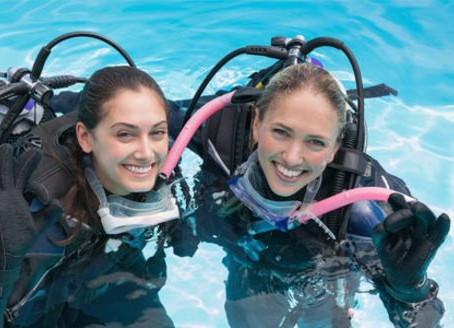 10 Scuba Diving Health Benefits: