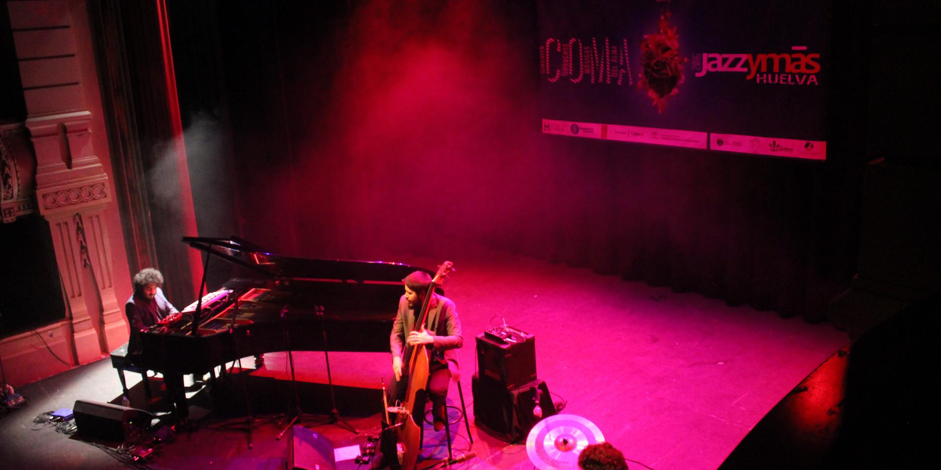 Festival Jazzymas (Huelva)
