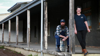 Orbost butter factory finds new life as a brewery