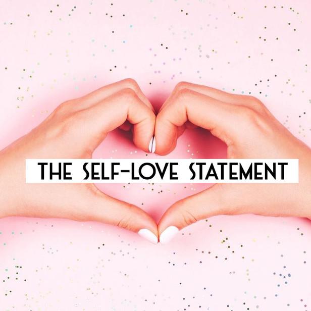 The Self-Love Statement