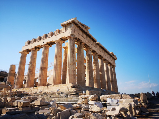 Athen - bei den Göttern zu Gast