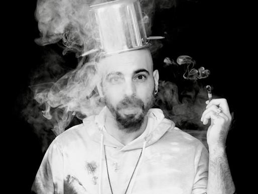 "Lucas Leandro Margulis ""The Pot Head Series"" Project"