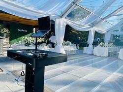 PURE Entertainment & Audio / Visual Canada Ontario Toronto Wedding DJ Live Musicians + Live Interact