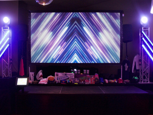 CELEBRATE YOUR NEXT EVENT WITH HD VISUAL EFFECTS & MUSIC VIDEOS