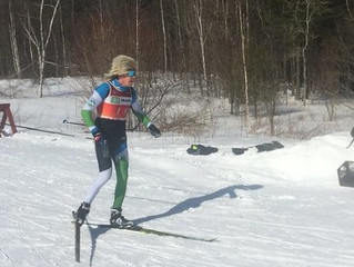 Mansfield Nordic Skiathlon