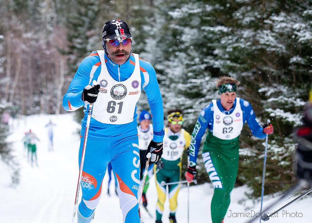 John and Tyler, Photo By Jamie Doucett: https://jamiedoucett.smugmug.com/Ski-Photos/Bretton-Woods-Marathon-2019/