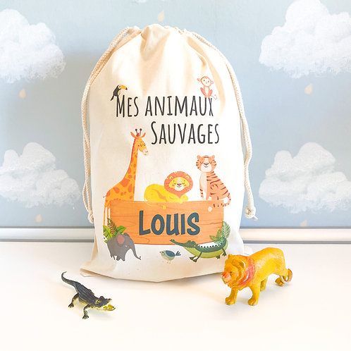 Mes Animaux Sauvages 🦒