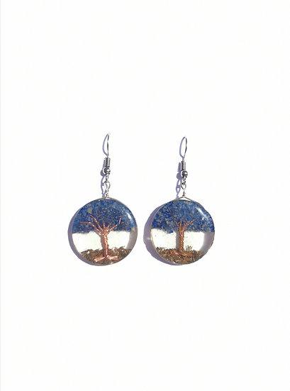 Arbre de vie - Lapis Lazuli