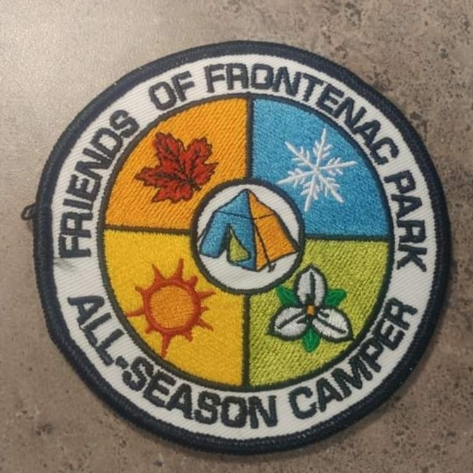 All Season Camper Challenge