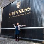 Ierse cultuur stadswandeling