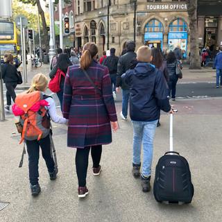 Kinderstadswandeling