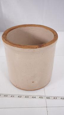 1 Gallon Stoneware Crock