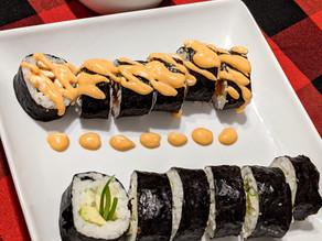 Easy Vegan Sushi