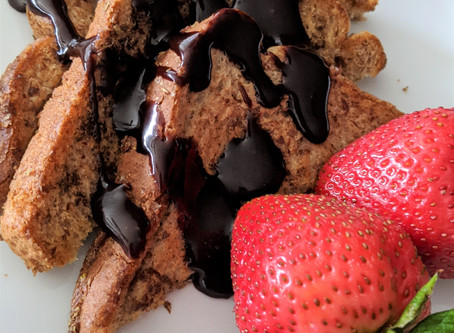 Flaxseed French Toast