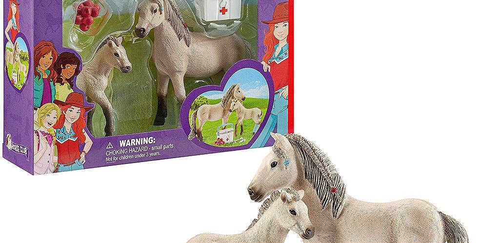 Kit de secours horse club Hannah
