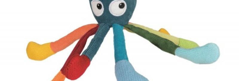 Octopus avec chaussettes