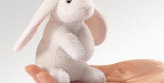 Marionnette mini lapin