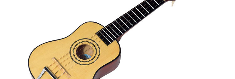 Ukulélé guitare