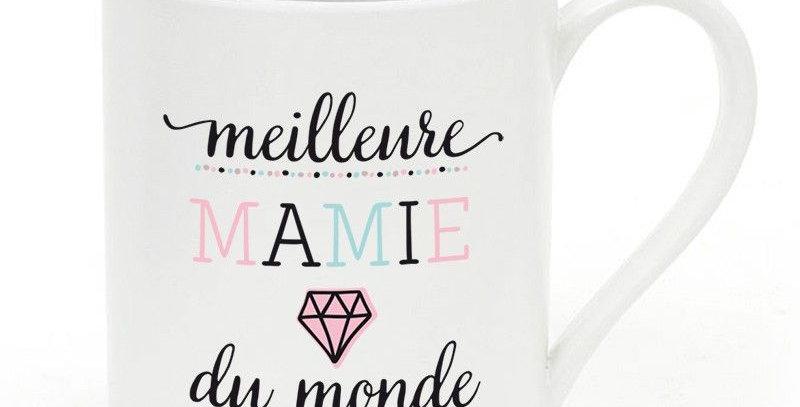 Mug meilleur mamie du monde