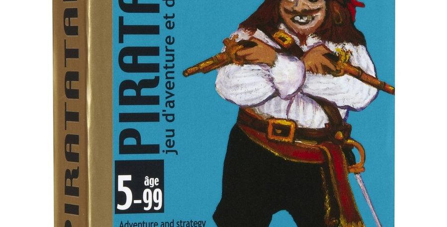 Piratatak, jeu de cartes