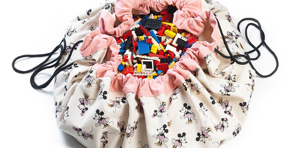 Minnie sac de rangement Play & Go