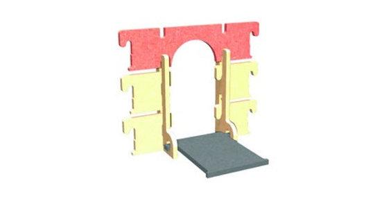 Pont levis Ardennes Toys