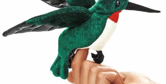 Marionnette mini colibri