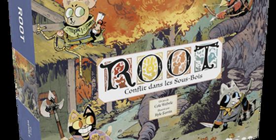 Root avec extension