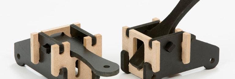 Catapulte et bélier Ardennes Toys