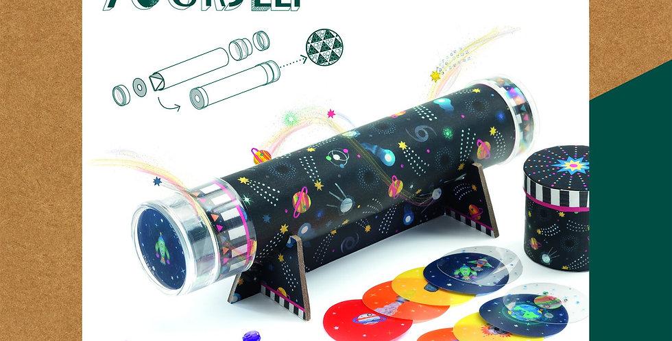 Kaléidoscope à assembler