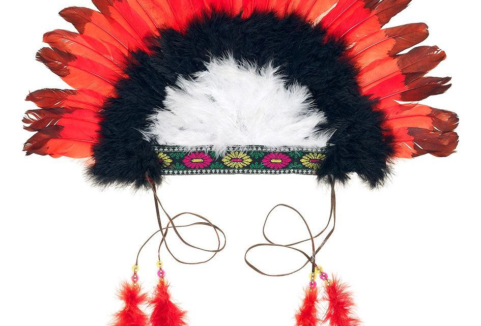 Chapeau de plumes