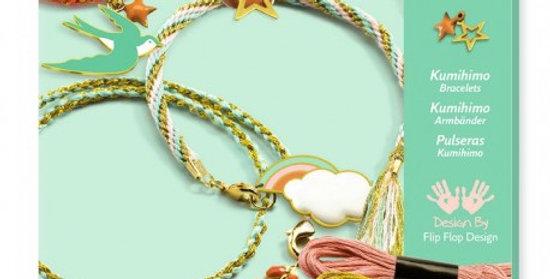Bracelets à créer Céleste