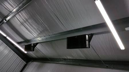Black Body Infrared Workshop Heater