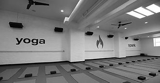 Hot Yoga Infrared Heater Solution Installed